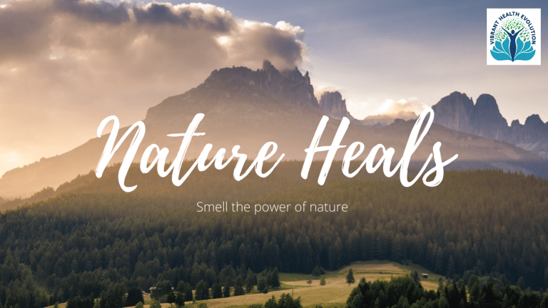 Heal with Nature